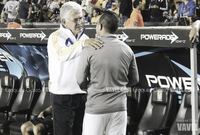 """Ricardo Ferretti: """"Vamos a enfrentar un equipo que tiene todo nuestro respeto"""""""