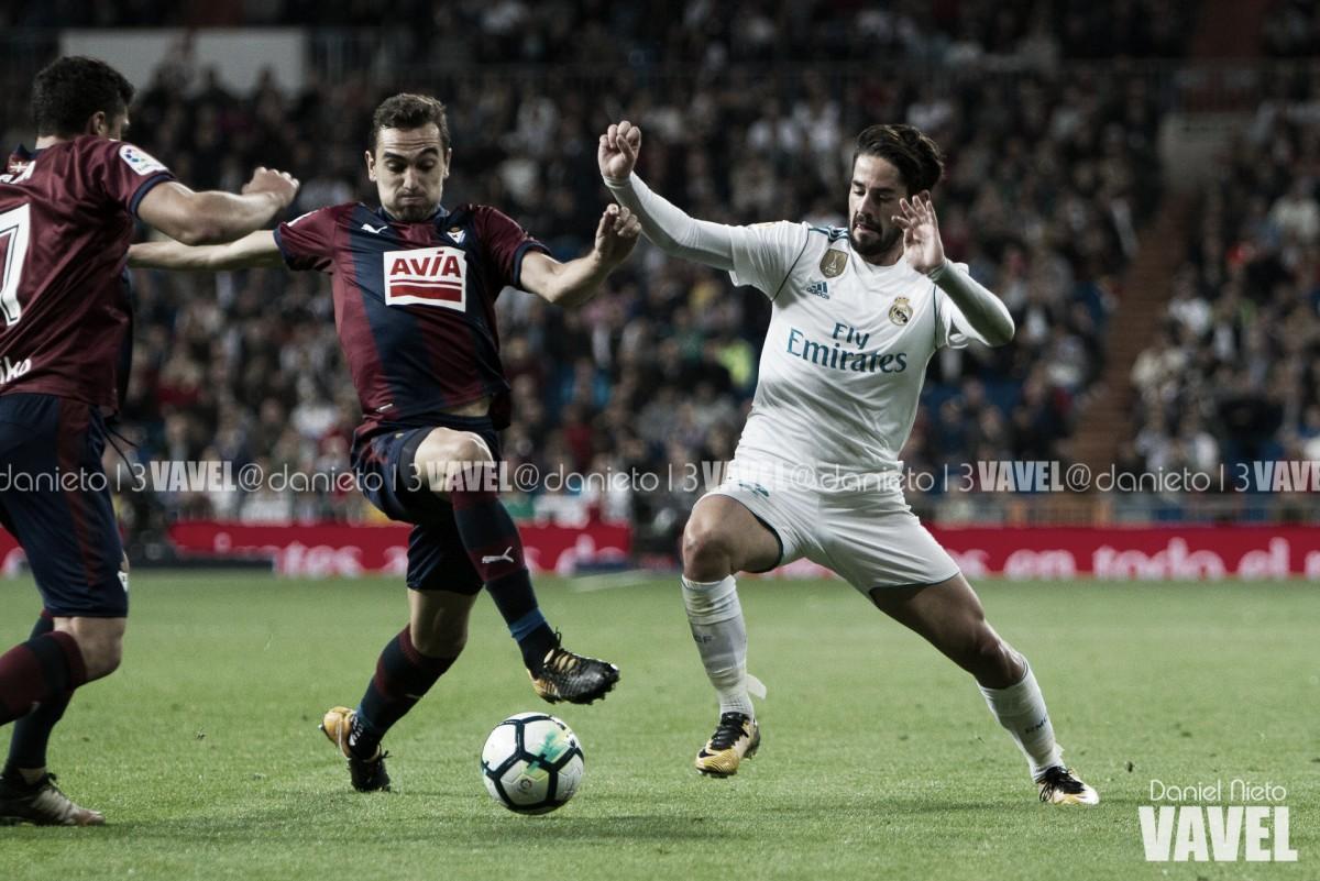 La Liga: tudo que você precisa saber sobre Eibar x Real Madrid, pela 28ª rodada