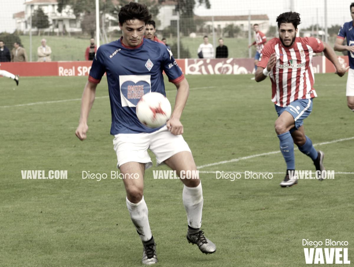 El Bilbao Athletic se hace con Oier Luengo