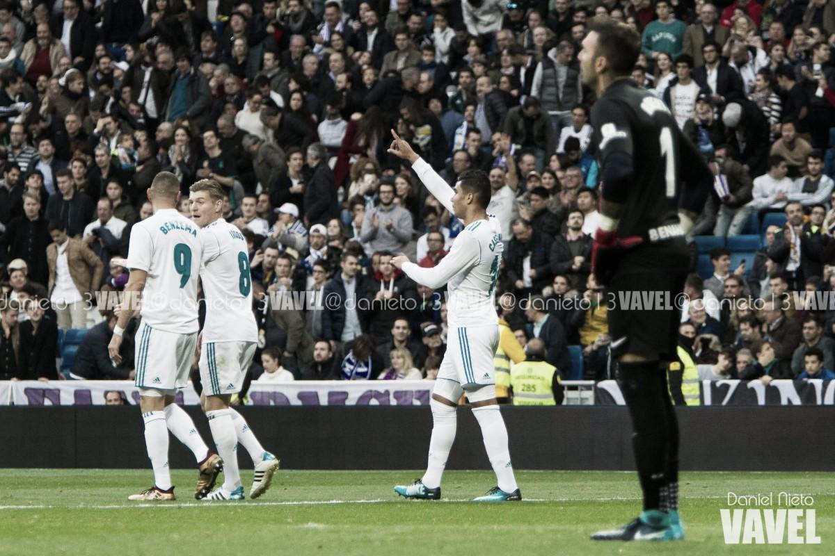 Previa Málaga - Real Madrid: después de la tormenta, vuelve la calma