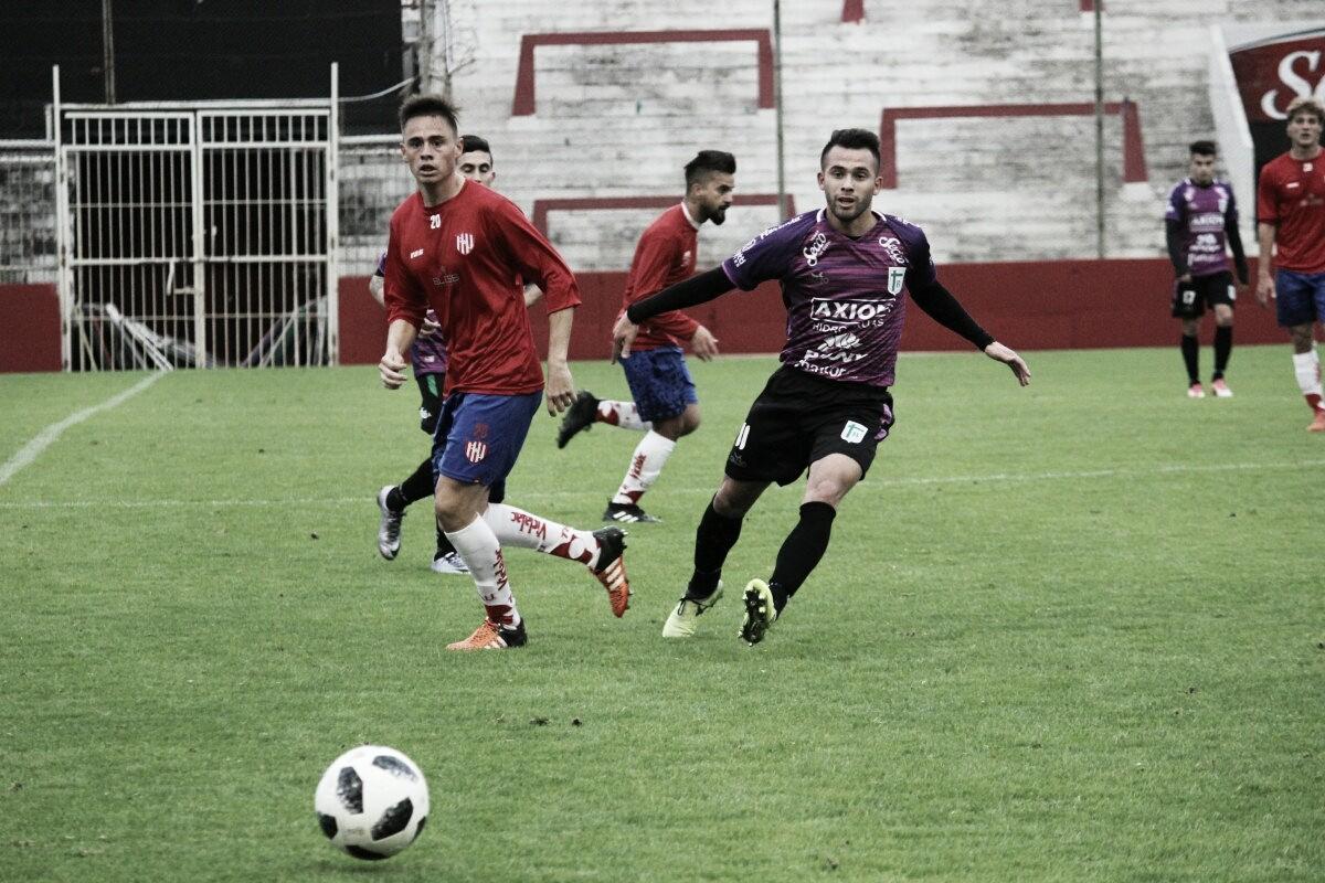 Amistoso informal frente a Sportivo Belgrano