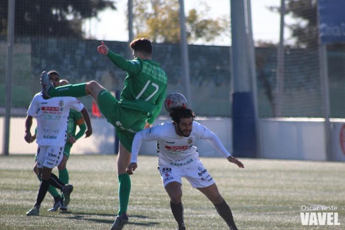 Horarios de la jornada 18 en el grupo III de la Segunda División B