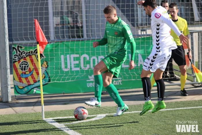 Destacados de la jornada 20 en el grupo III de la Segunda División B