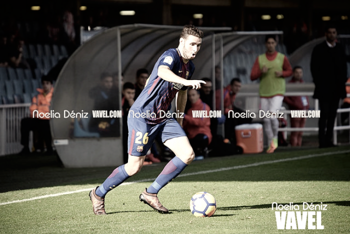 Real Zaragoza - FC Barcelona B: puntuaciones del Barcelona B, jornada 21 Liga 123