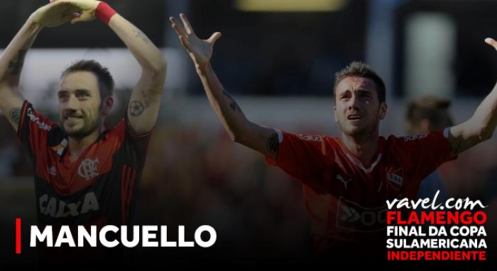 Cria e ídolo do Independiente, Mancuello reencontra ex-clube na final da Sul-Americana