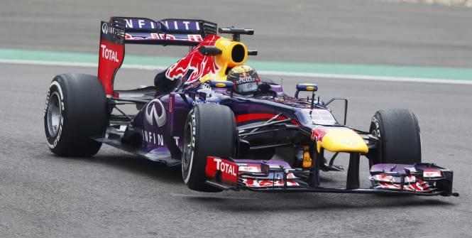 Allemagne EL2 : Vettel se signale
