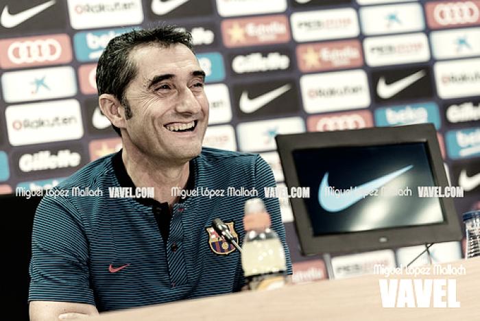 """Ernesto Valverde: """"Nos hemos quitado una espina importante"""""""