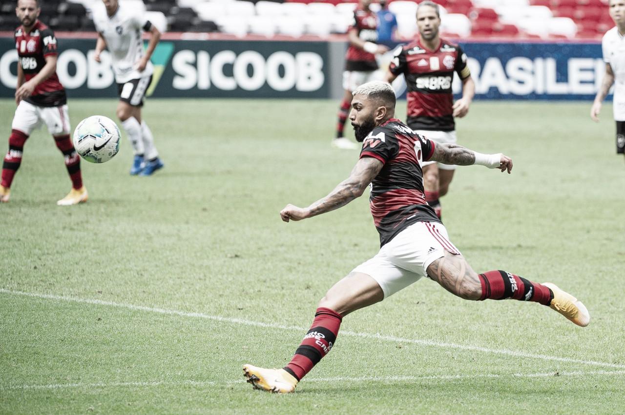 Problemas à vista! Flamengo confirma lesões musculares de Rodrigo Caio e Gabigol