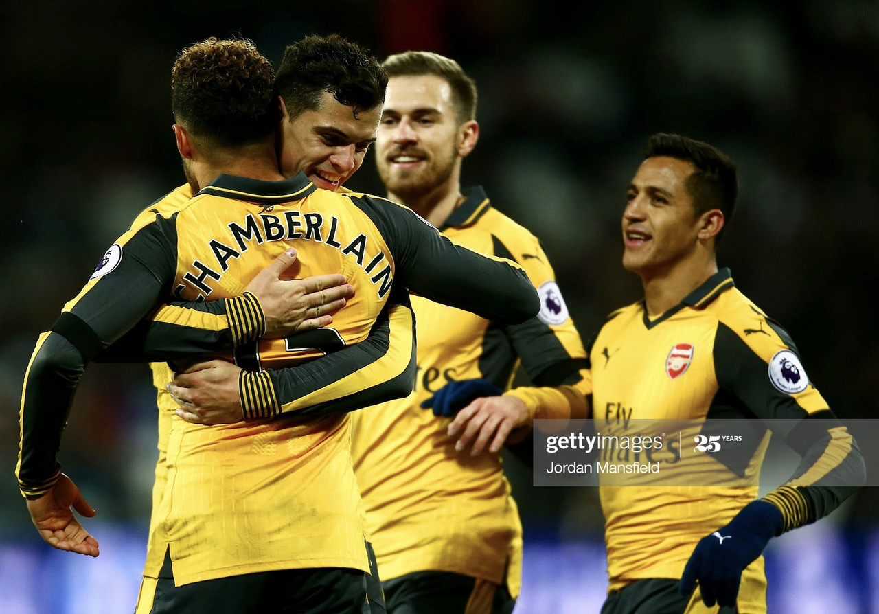Arsenal vs West Ham: Top three meetings