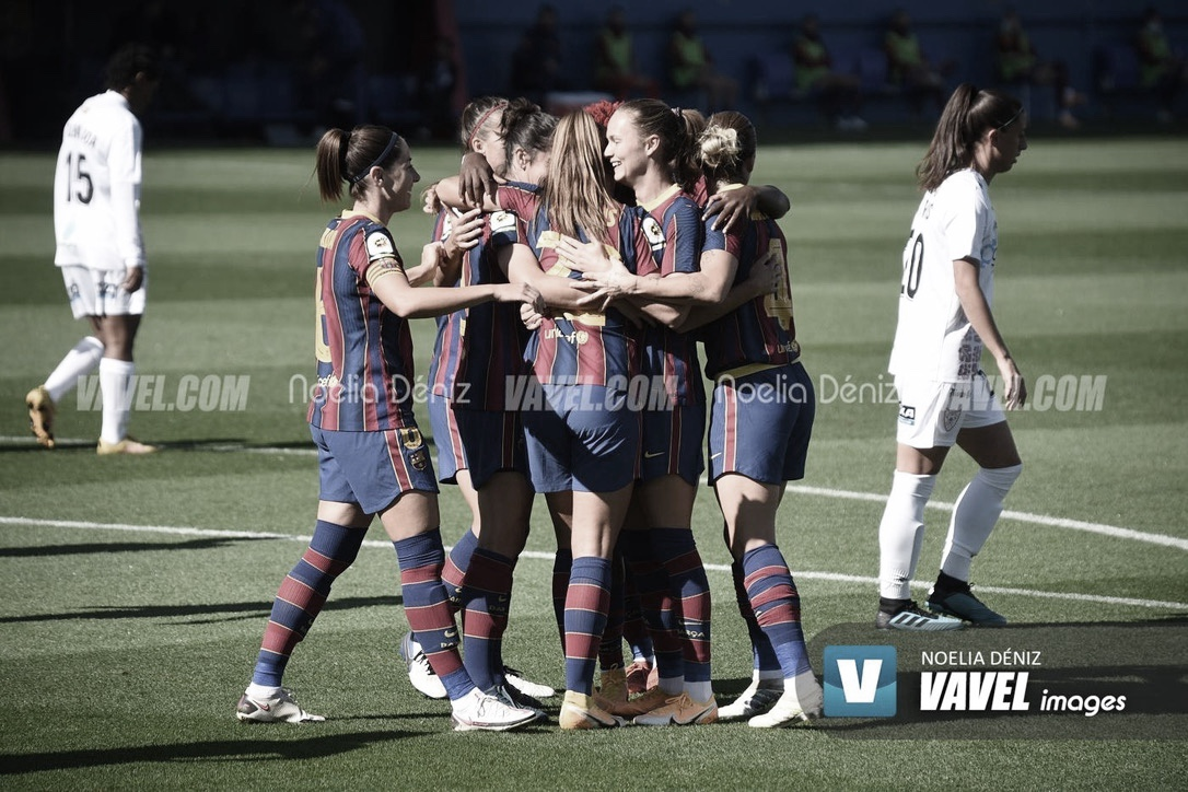 Resumen Sevilla vs Barcelona (1-4) Copa de la Reina 2021