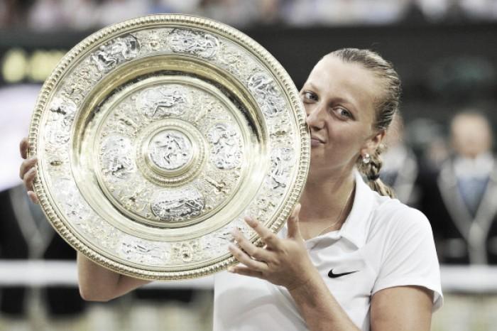 Roland Garros 2016: Petra Kvitova, bicampeã de Wimbledon buscará retornar ao top 10 no saibro francês