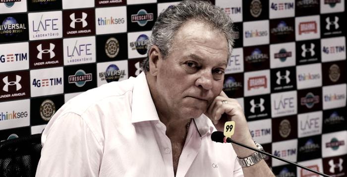 """Abel elogia postura do Fluminense, mas lamenta empate do Bahia: """"Jogaram por uma bola"""""""