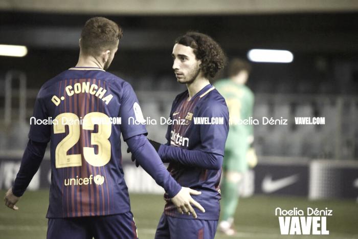 Cádiz CF - FC Barcelona B: Puntuaciones del FC Barcelona B, jornada 19 de LaLiga 123