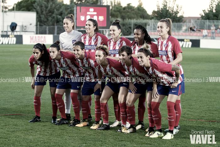 Atlético Féminas: tres puntos como regalo de Reyes