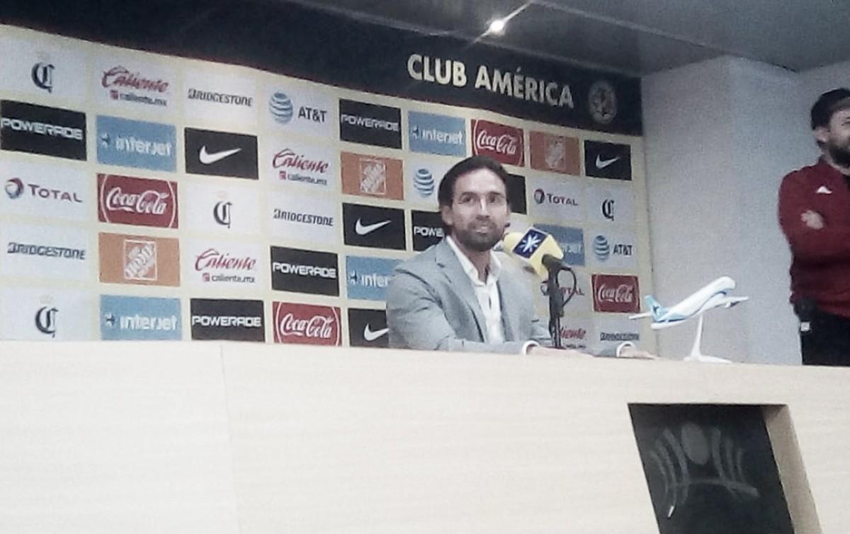 """Gerardo Espinoza: """"Esto es de goles y América los hizo"""""""