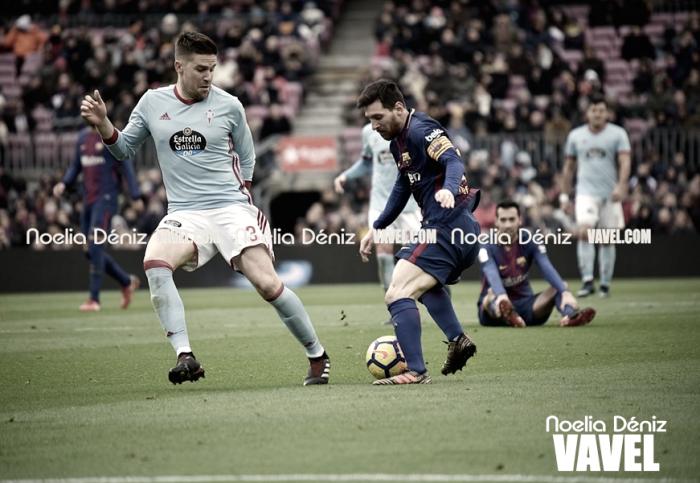 Resumen Barcelona vs Celta de Vigo en vivo hoy en Copa del Rey 2018