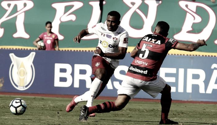 Fluminense apenas empata com rebaixado Atlético-GO, mas garante vaga na Sul-Americana