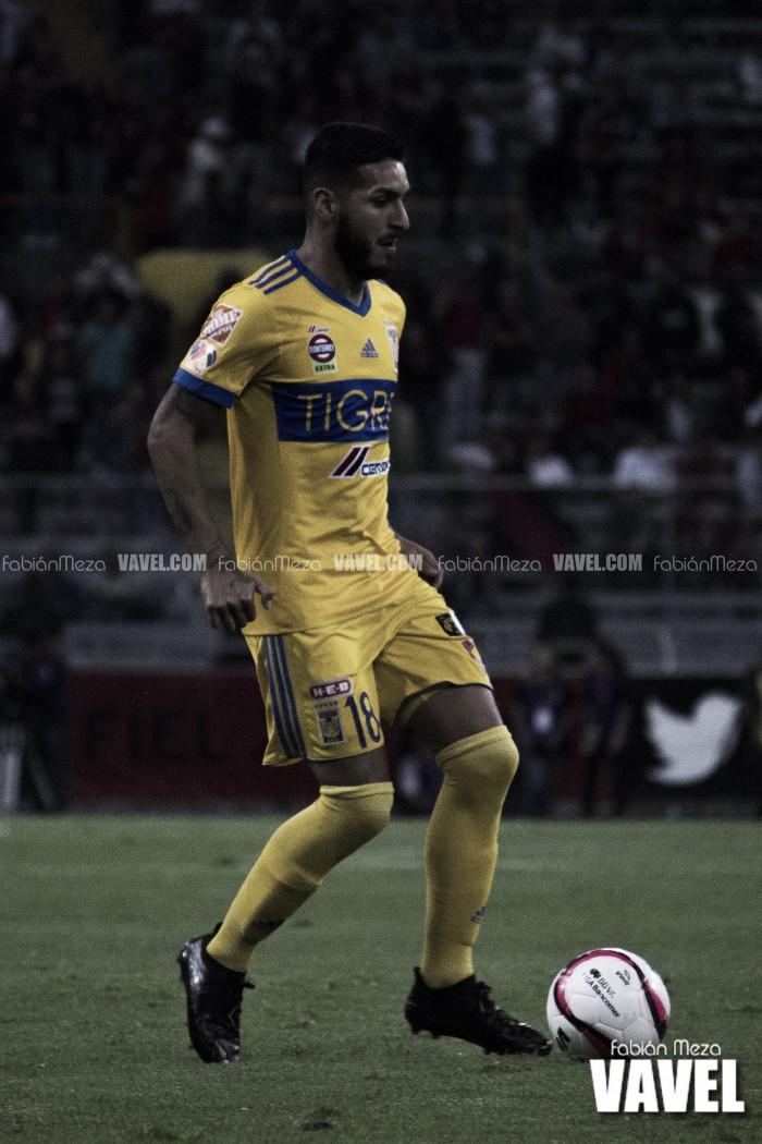 "Ismael Sosa: ""Muy contento por volver a marcar"""