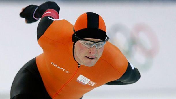 Com show de Sven Kramer, Holanda domina primeiro dia da patinação de velocidade