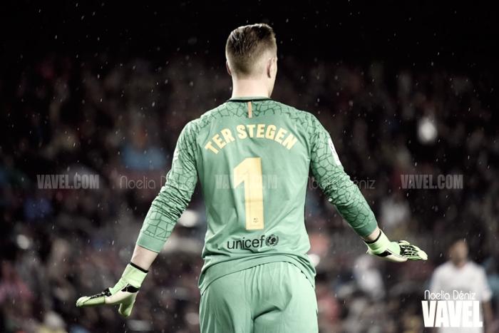 """Ter Stegen: """"Valverde es un entrenador diferente al resto"""""""