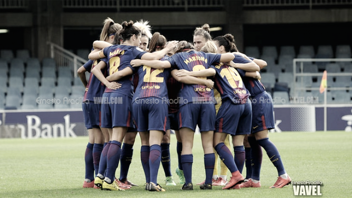 Previa FC Barcelona F – Real Betis F: volver a la senda de la victoria