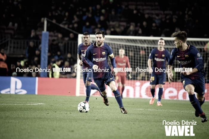 Luces y sombras en los posibles rivales del Barça