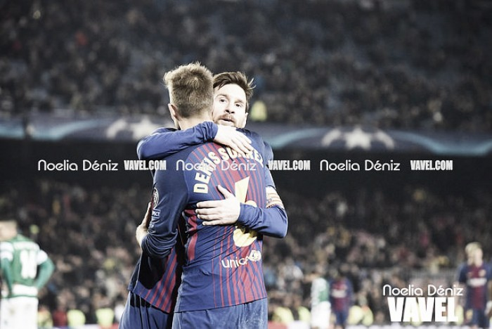 Previa FC Barcelona - RC Deportivo: prohibido echar el freno