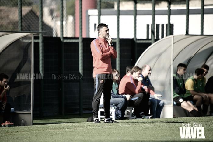 """García Pimienta: """"Quien no esté preparado para este tipo de partidos no puede ser futbolista"""""""