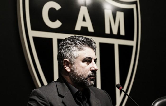 Alexandre Gallo comenta planejamento e vê Atlético-MG 'mais técnico' para 2018