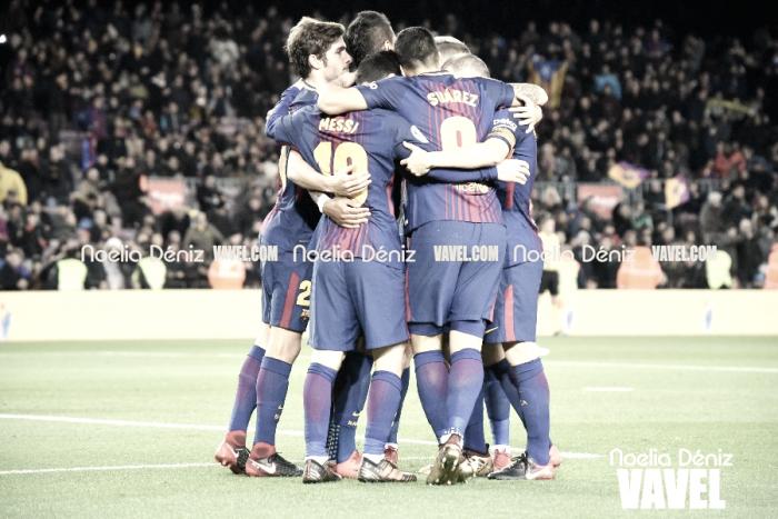 La pizarra: este Barça no entiende de maldiciones