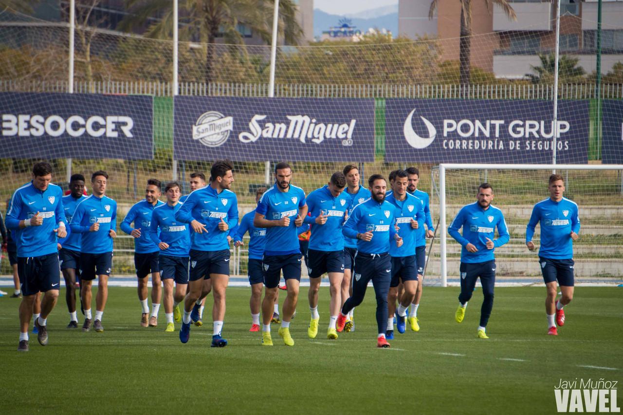 El Málaga CF más cerca del ascenso directo