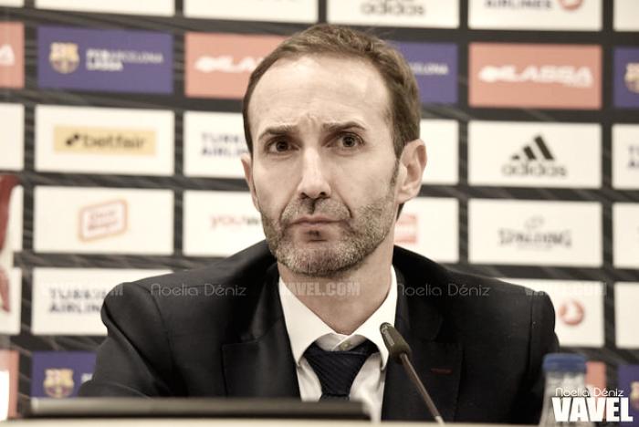 Sito Alonso: ''Todos los partidos de Euroliga son difíciles''