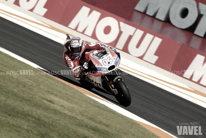 Yamaha y Honda desmienten estar interesados en Dovizioso