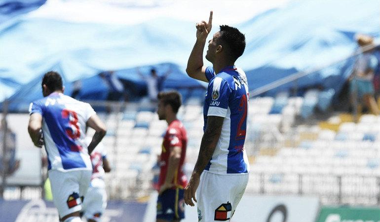 Reporte: Rodrigo Contreras será 'Rayo'