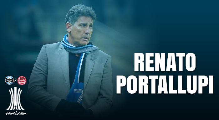 Renato Portaluppi torna-se técnico com mais jogos de Libertadores pelo Grêmio