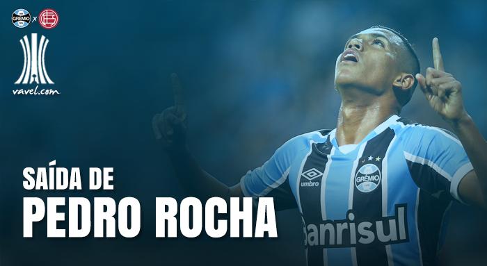 A sentida ausência de Pedro Rocha no ataque gremista