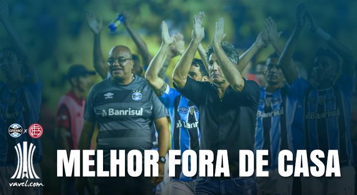 Copa Libertadores: Grêmio tem atuado melhor fora do que dentro de casa com Renato Portaluppi
