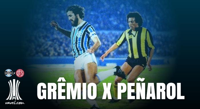 Relembre 1983: a histórica conquista da Libertadores do Grêmio contra o Peñarol