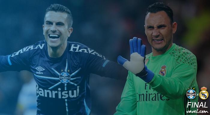 Grohe e Navas: Os donos das metas de Grêmio e Real Madrid