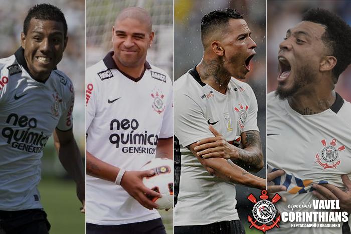 Heróis improváveis que garantiram título brasileiro ao Corinthians