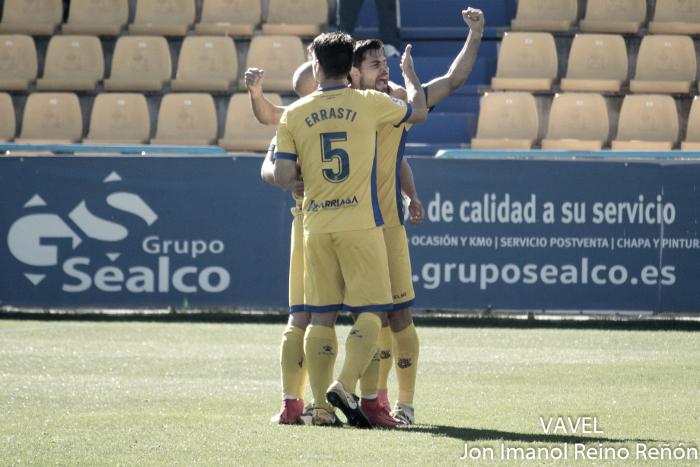 AD Alcorcón - Sevilla Atlético: A seguir remontando el vuelo