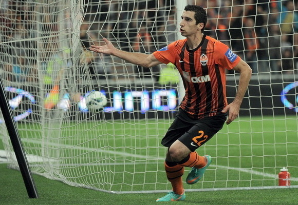 Shakhtar vira sobre Dynamo e vence clássico ucraniano