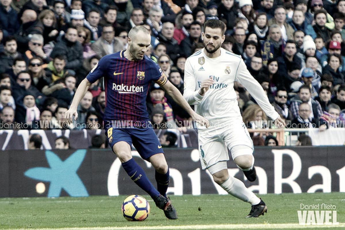 Liga, il Clasico riaccende una rivalità mai sopita