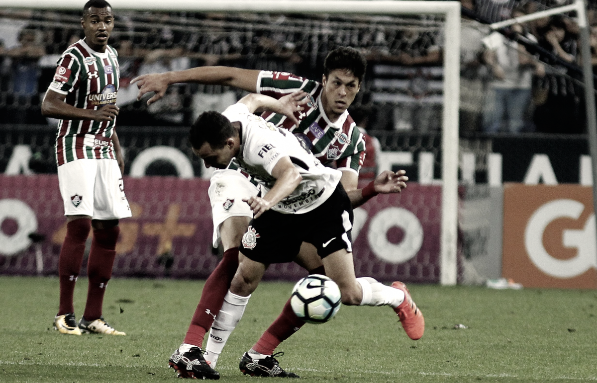 Campeonato Brasileiro: tudo que você precisa saber sobre Corinthians x Fluminense