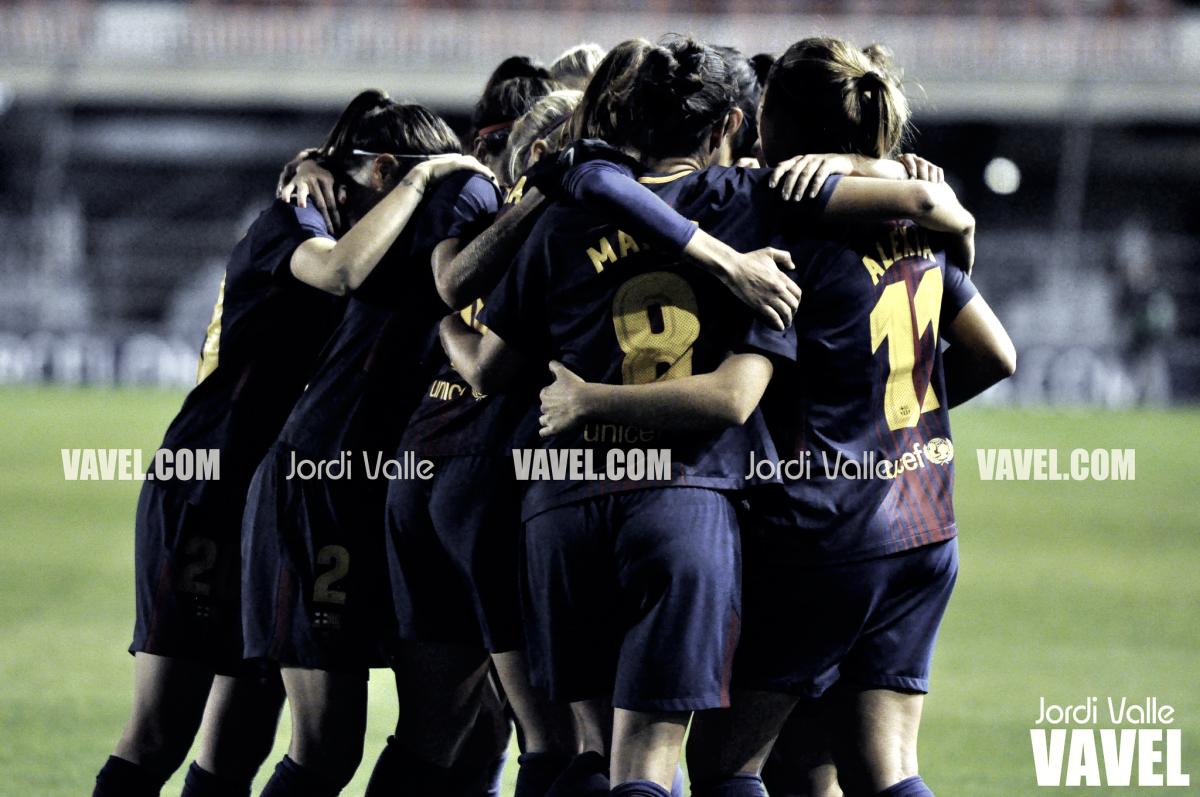 Olympique de Lyon vs Barcelona en vivo y en directo online en laWomen's Champions League