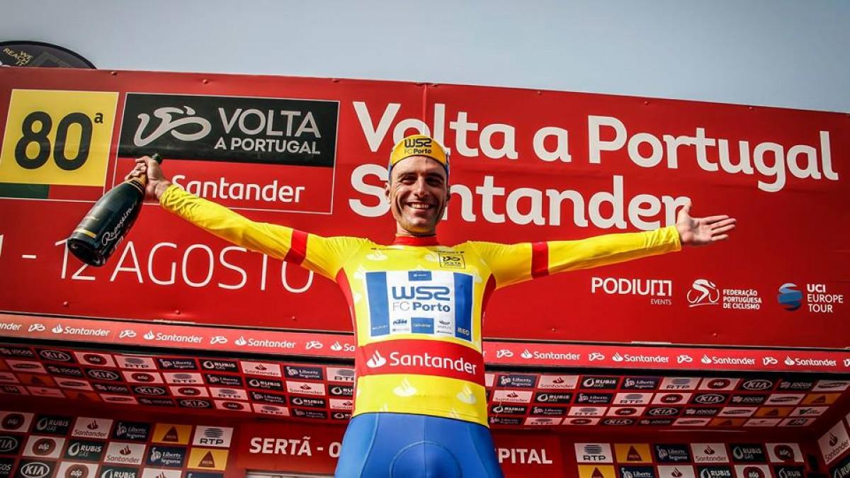 Volta: Alarcón vence 3.ª etapa e é já o camisola amarela