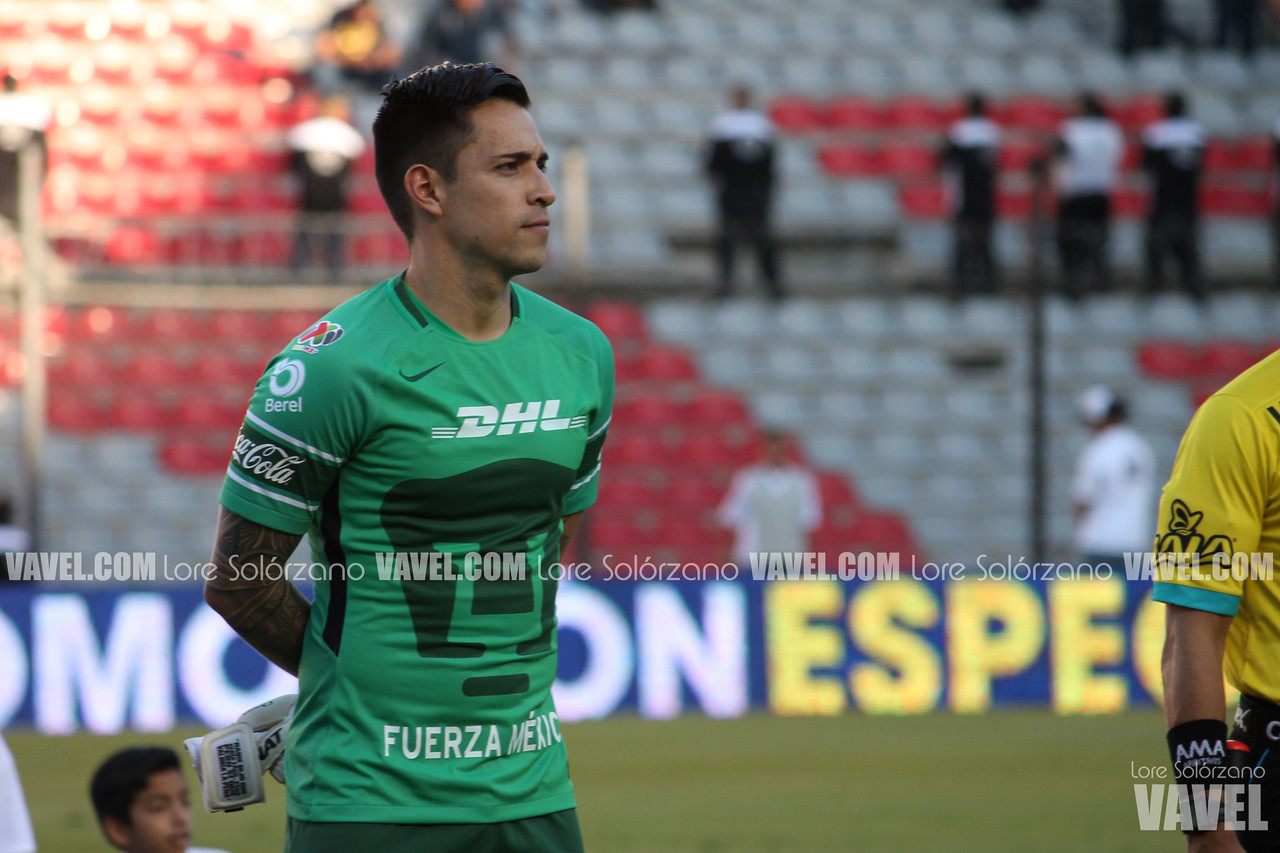Alfredo Saldívar es nuevo guardameta escarlata
