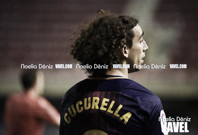 El FC Barcelona ejerce la opción de recompra de Marc Cucurella