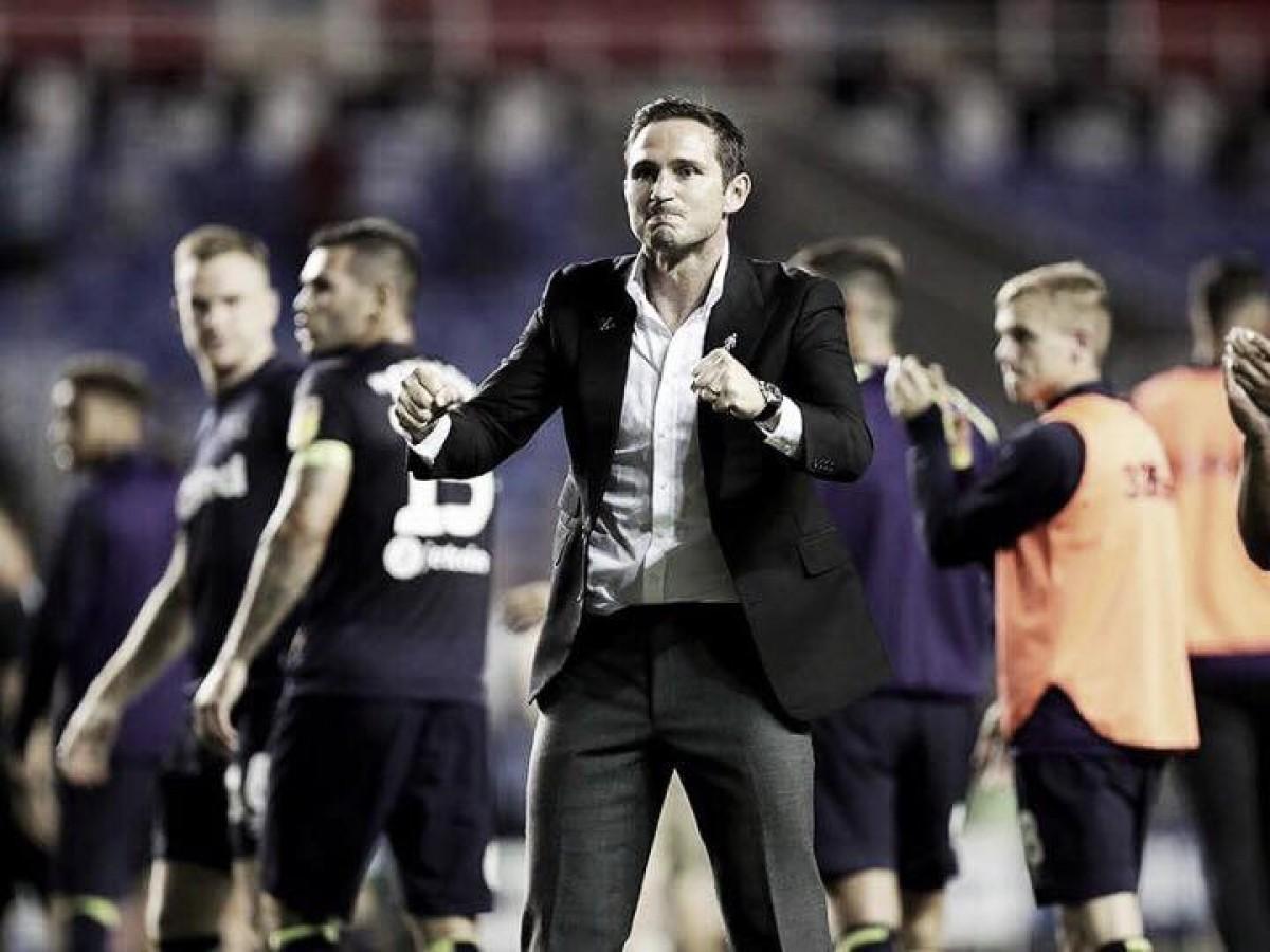 Frank Lampard e o novo desafio na carreira futebolística: ser técnico do Derby County