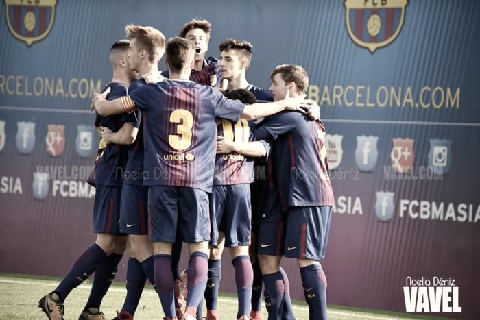 El FC Barcelona afianza su dominio en el Futbol Draft